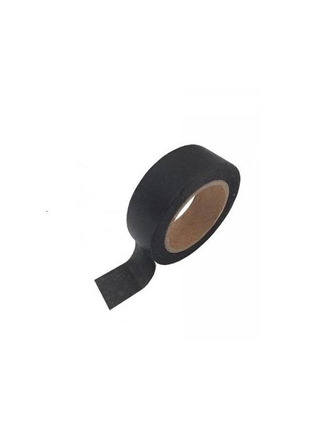 Maskingtape Zwart