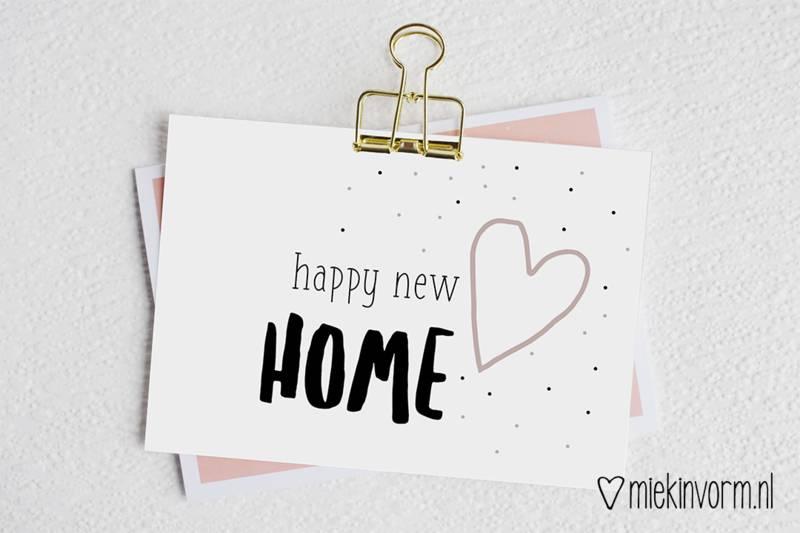 Kaart new home