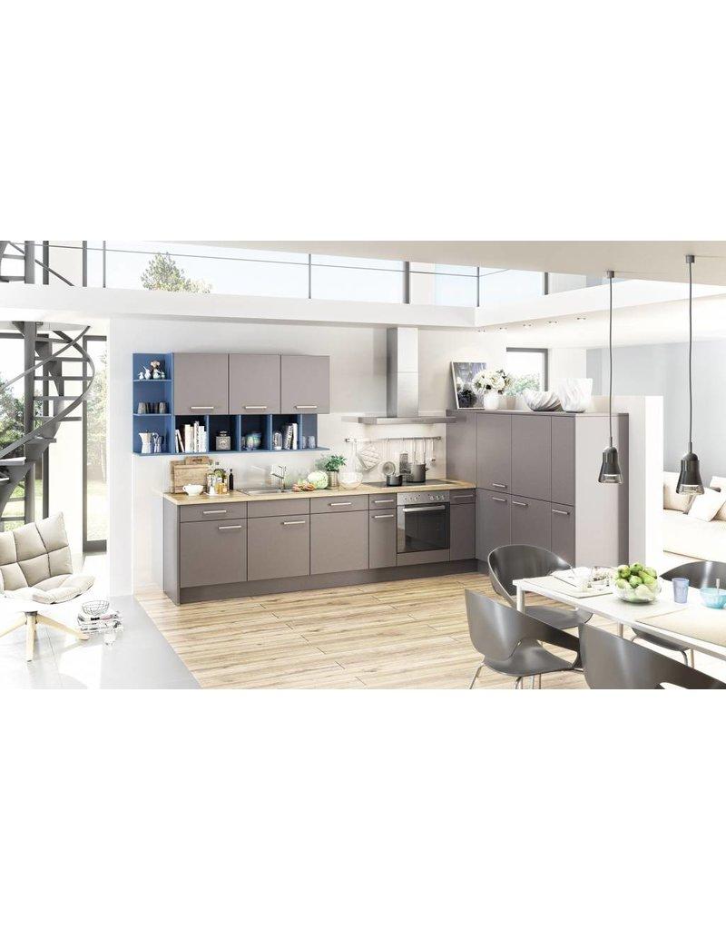 Keuken Grijs en Blauw - BM2U
