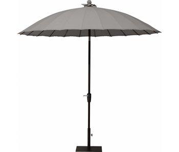 4-Seasons Shanghai parasol 250 cm. taupe