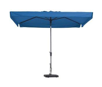Madison parasol Delos luxe 200x300 cm. - turquoise