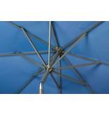 Platinum Riva parasol rond 3 meter - Wit