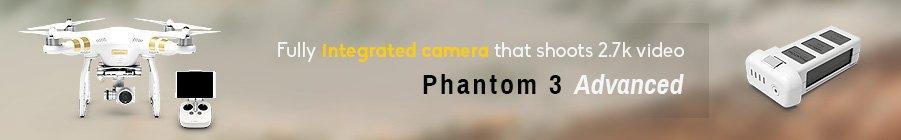 Phantom 3 Accessoires