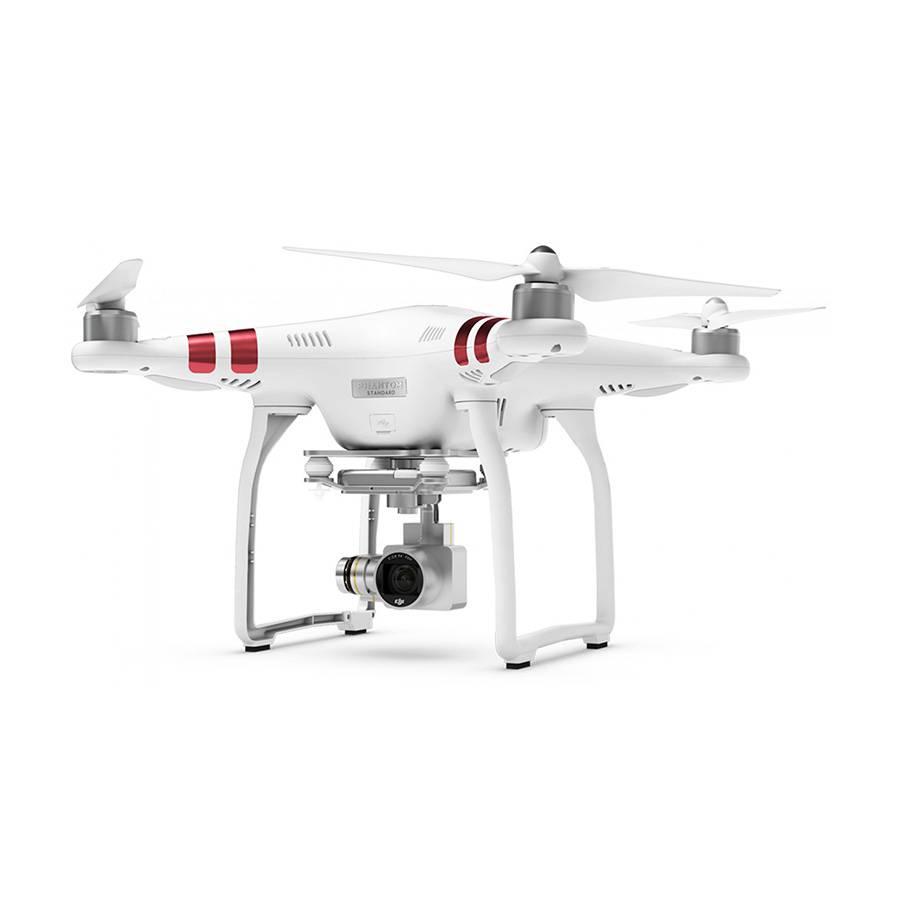 Hohe Kamera-Drohne