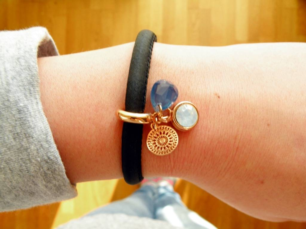 "Cute Clay ""Roségold Delicious"" - Armband"