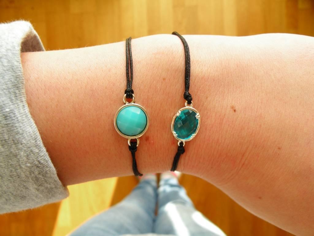 """Cute Clay """"Ocean Combination"""" - 2 Armbänder"""