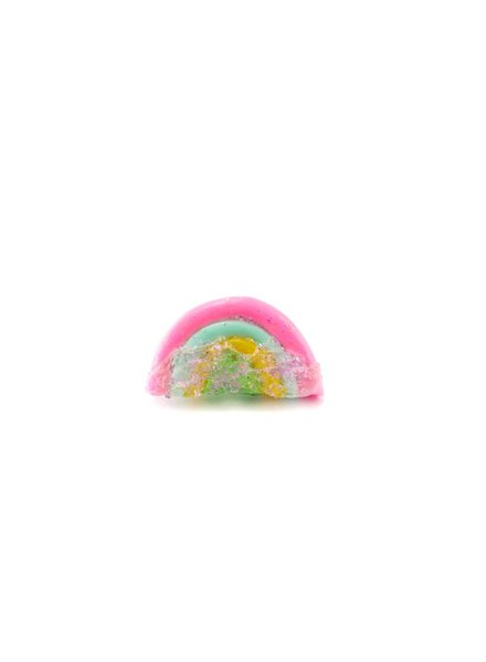 "Cute Clay ""Rainbow with sugar One""-Brosche"