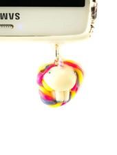 """Cute Clay """"Emilia Unicorn""""-Dust Stopper (leuchtet)"""