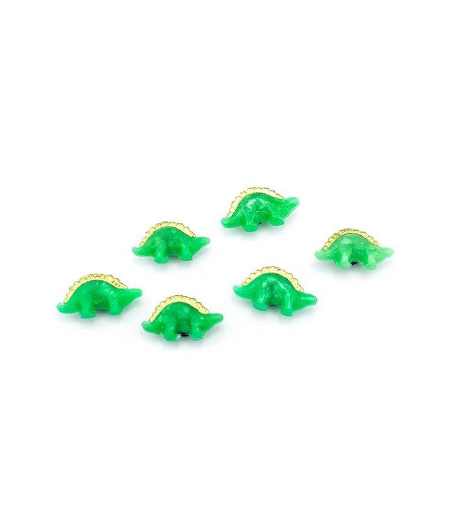 "Cute Clay ""RAWR-Magneten"" - 6 Mini-Magneten"
