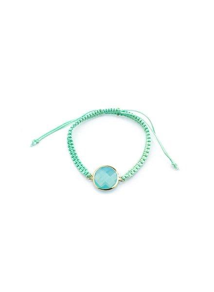 "Cute Clay ""Blue Sensation""-Armband"