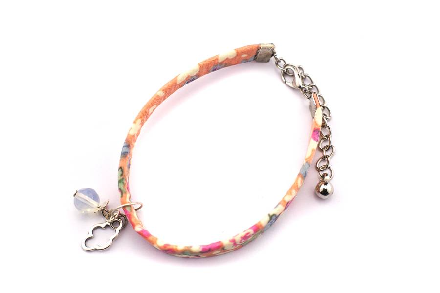 "Cute Clay ""Cloudy""-Armband"