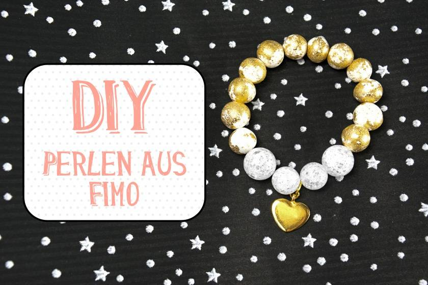 DIY Fimo-Perlen