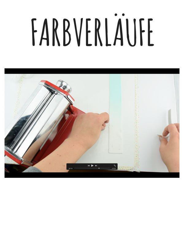 DIY Farbverläufe