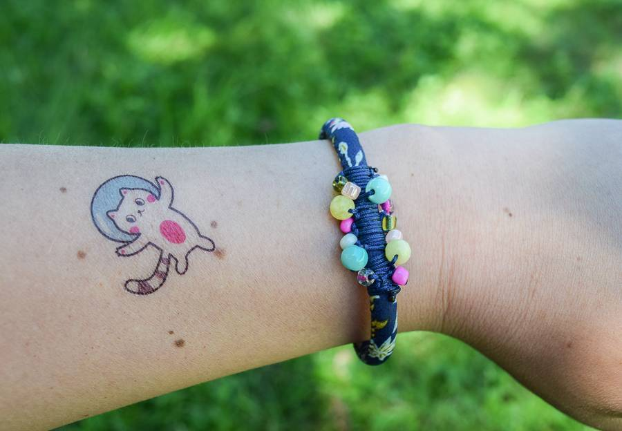 "Cute Clay ""Feeling Flower""-Armband"