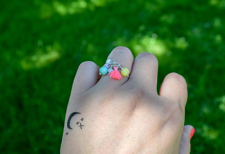 "Cute Clay ""Bohemian Dream""-Ring"