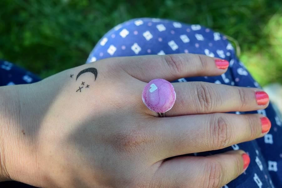 "Cute Clay ""Macaron"" - Ring"