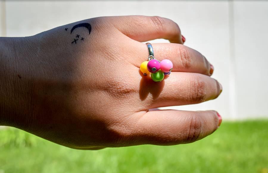 """Cute Clay """"Balloon""""-Ring"""