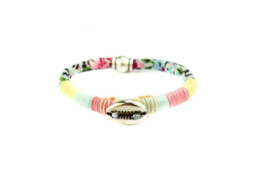 "Cute Clay ""Shell""-Armband"