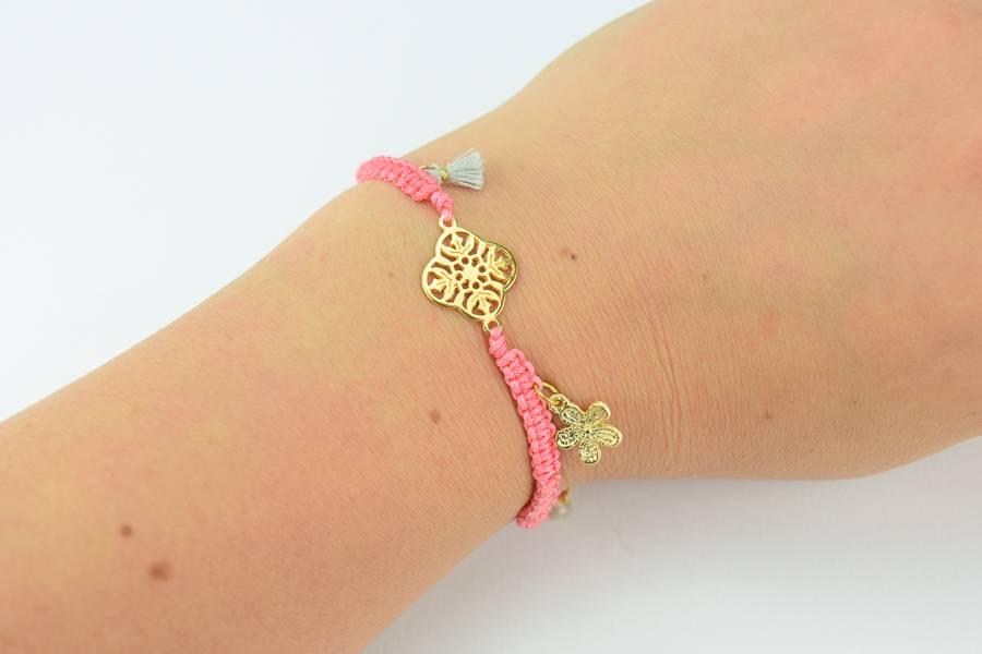 "Cute Clay ""Carnation""-Armband"