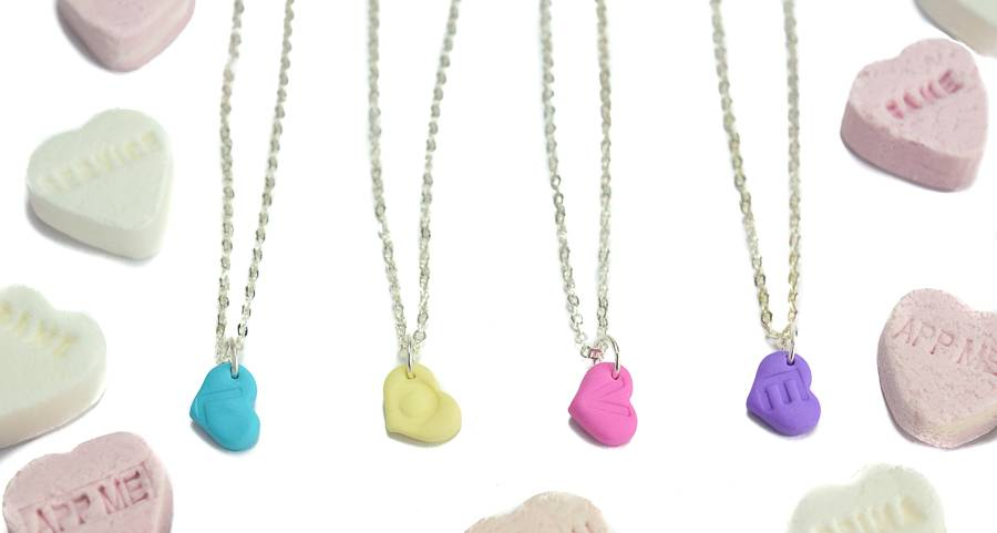 "Cute Clay Set ""LOVE"" - 4 Armbänder"