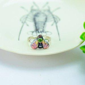 "Cute Clay ""Rosé-Biene""- Ring"