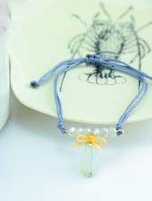"Cute Clay ""Noble blue""-Armband"