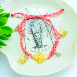 "Cute Clay ""Carnation""-Armband"