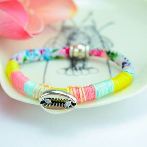 "Cute Clay ""Shell"" - Armband"
