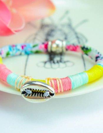 """Cute Clay """"Shell""""-Armband"""