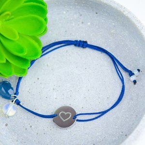 "Cute Clay ""Plate Love""-Armband"