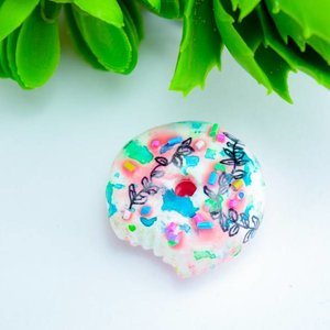 "Cute Clay ""Donut"" - Magnet"