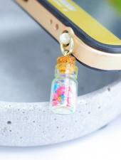 "Cute Clay ""Perlen to go""-Dust Stopper"