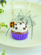 "Cute Clay ""Cookie-Cupcake"" - Kette"