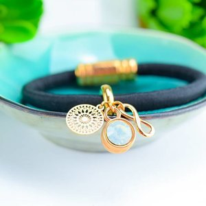 "Cute Clay ""Roségold Infinitely"" - Armband"