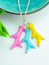 """Cute Clay """"Tricolore Geweih""""-Kette"""