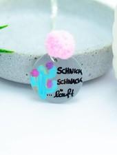"""Cute Clay """"Schnick Schnack läuft"""" - Kette"""