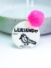 "Cute Clay ""Liebeskind"" - Kette"