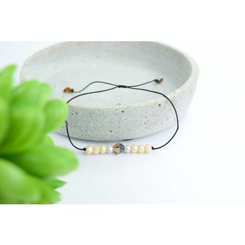 """Cute Clay """"Troubadour"""" - Zierliches Armband"""