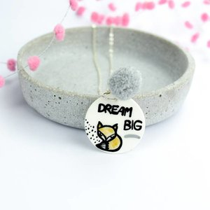 "Cute Clay ""Dream Big"" - Kette"