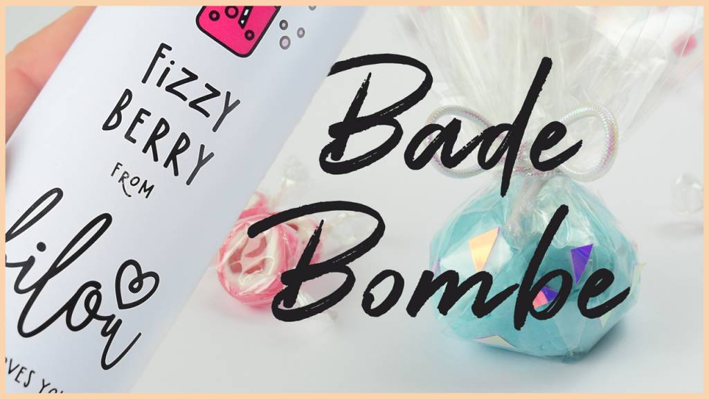 DIY Badekugel I Bath Bomb selbst machen