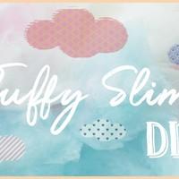 DIY Superfluffy Slime I Fluffigen Slime selber machen