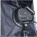 Fotostudio set - 2850 Watt - Softbox - Galgstatief