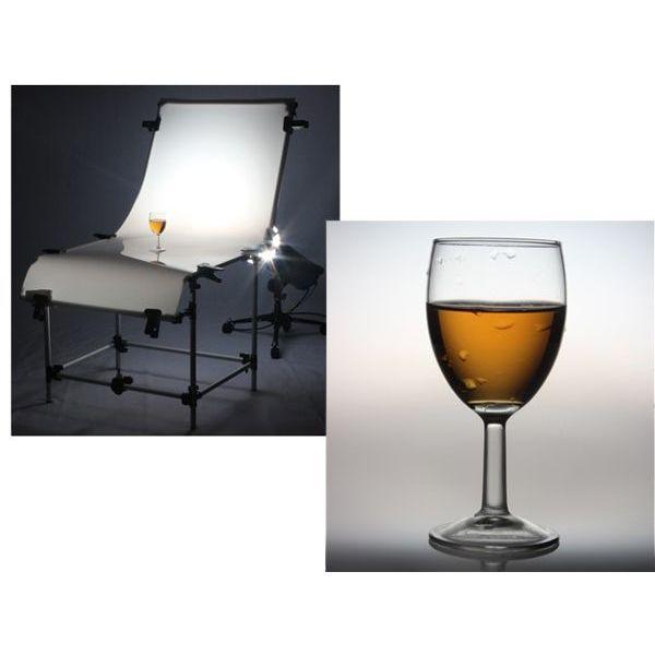 Opnametafel - Fotostudio - Productfotografie