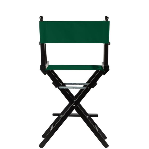 Professionele make up stoel - visagie - regisseurstoel - Regisseursstoel -DONKERGROEN- ACTIE