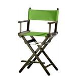 Professionele make up stoel - visagie - regisseurstoel - Regisseursstoel -Groen- ACTIE