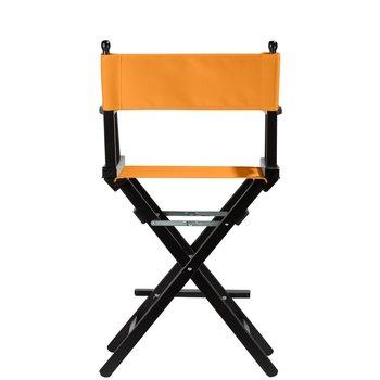Professionele make up stoel - visagie - regisseurstoel - Regisseursstoel -Oranje- ACTIE