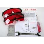 Tandenbleeklamp Tandenbleekapparaat Compleet Bleeklamp