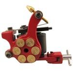 Tattoo set - Compleet - Tattoo kit - 2 gun's - 54 inks