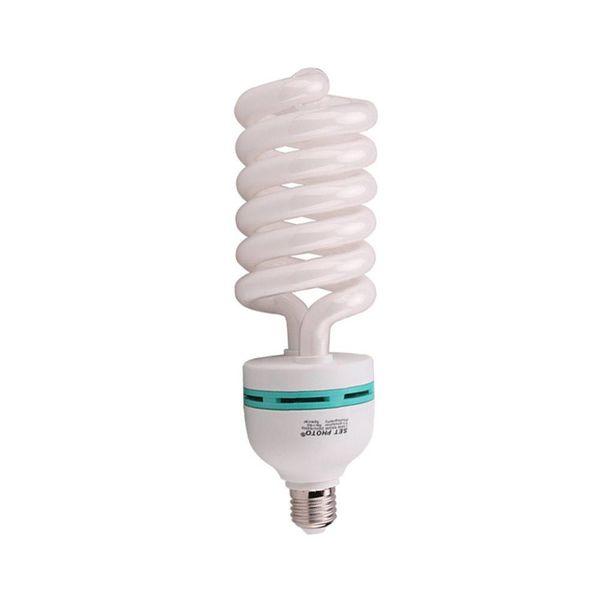4 x E27 Foto Lampen Spiraal Lamp 5500K 135W Daglicht spaarlampen