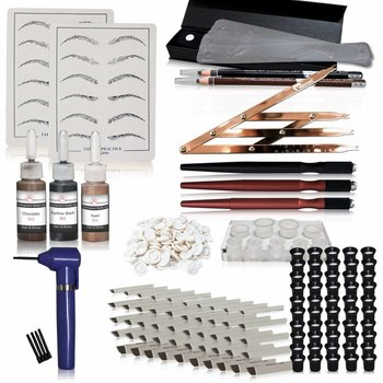 Microblading set - starterset - permanente make up